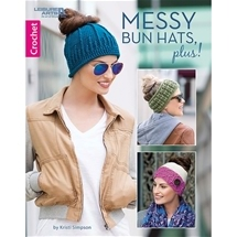 Messy Buns Hats Plus!