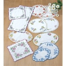 Doilies Set of 11