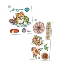 Marij Rahder Clear Stamps