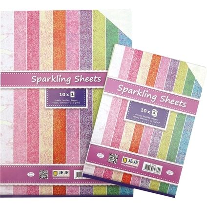 Sparkling Glitter Sheets