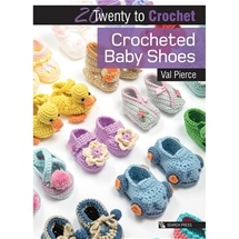 Twenty to Crochet - Crocheted Baby Shoes