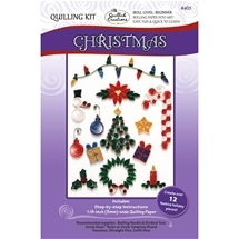 Christmas Quilling Kit