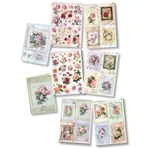 3D Decoupage Kit - Shabby Chic