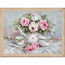 English Tea and Roses