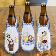 Beer Bottle Aprons