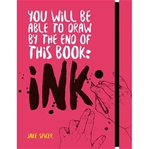 Draw By the End of This Book Ink