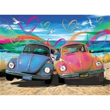 VW Beetle Love
