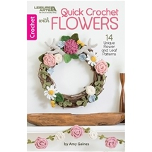 Quick Crochet With Flowers
