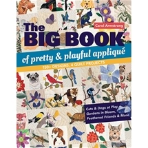 The Big Book Of Pretty & Playful Applique