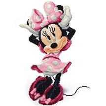 Minnie Mouse Diamond Dotz
