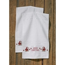 Merry Christmas Towels