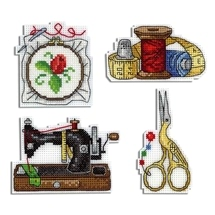 Needleworker Magnets