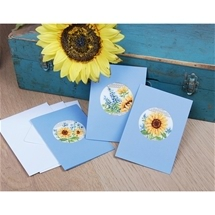 Sunflowers Cards