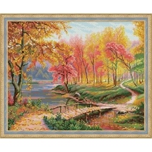 Autumn Colours Diamond Painting