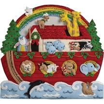 Noah's Ark Wallhanging
