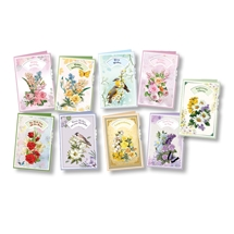 Wheel Cards Flowers