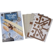 Wright Brothers Build Your Own Glider Model Kit