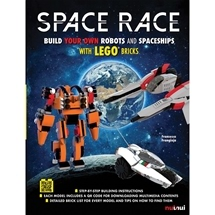 Space Race Build Your Own Robots and Spaceships