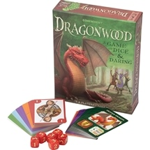 Dragonwood: A Game Of Dice & Daring
