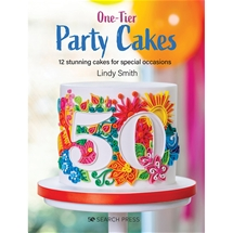 One Tier Party Cakes