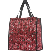 Rose Grocery Bag