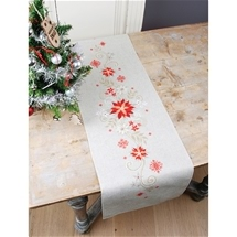 Elegant Christmas Runner