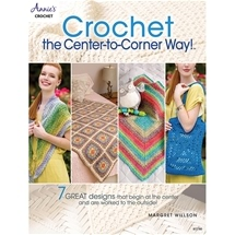 Crochet The Centre-To-Corner Way