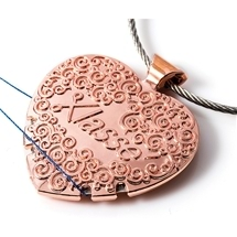 Rose Gold Thread Cutter
