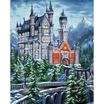 Castle Diamond Painting