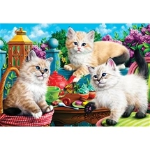 Tea Party Diamond Painting