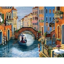 Venice Romance Diamond Painting