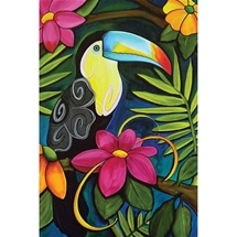 Tropical Toucan Diamond Painting