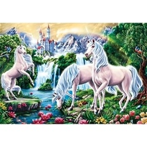 Unicorns Diamond Painting