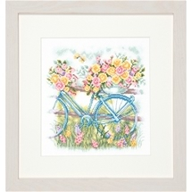 Bicycle & Flowers