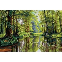 Landscape Tapestry Canvas