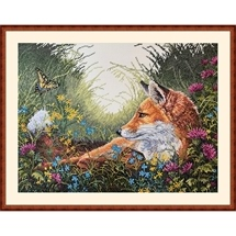 Daydreaming Counted Cross Stitch