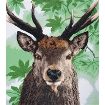 Mighty Stag Diamond Painting
