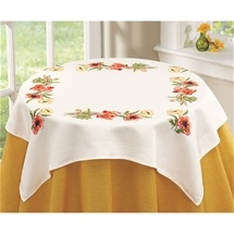 Poppies Table Topper