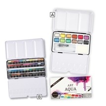 Art Aqua Watercolour Paints