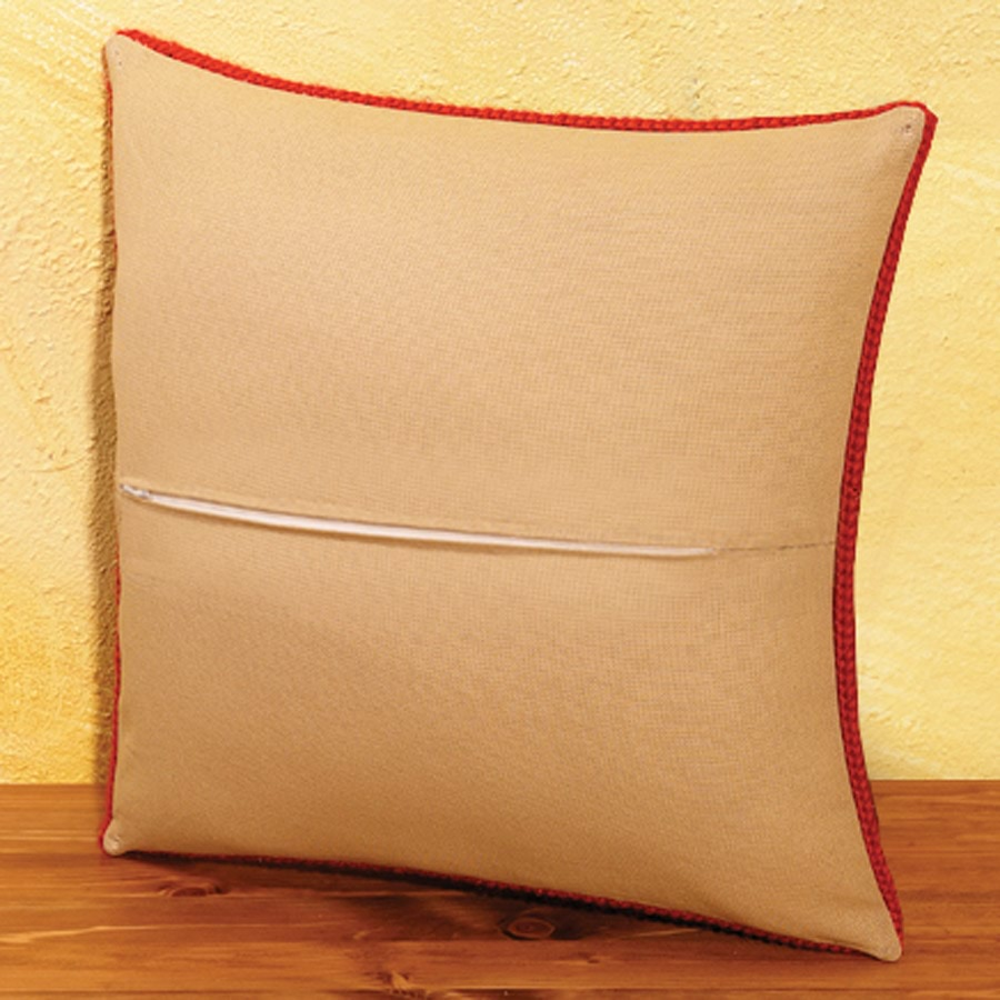 Cushion With Zipper Backing_23498_0
