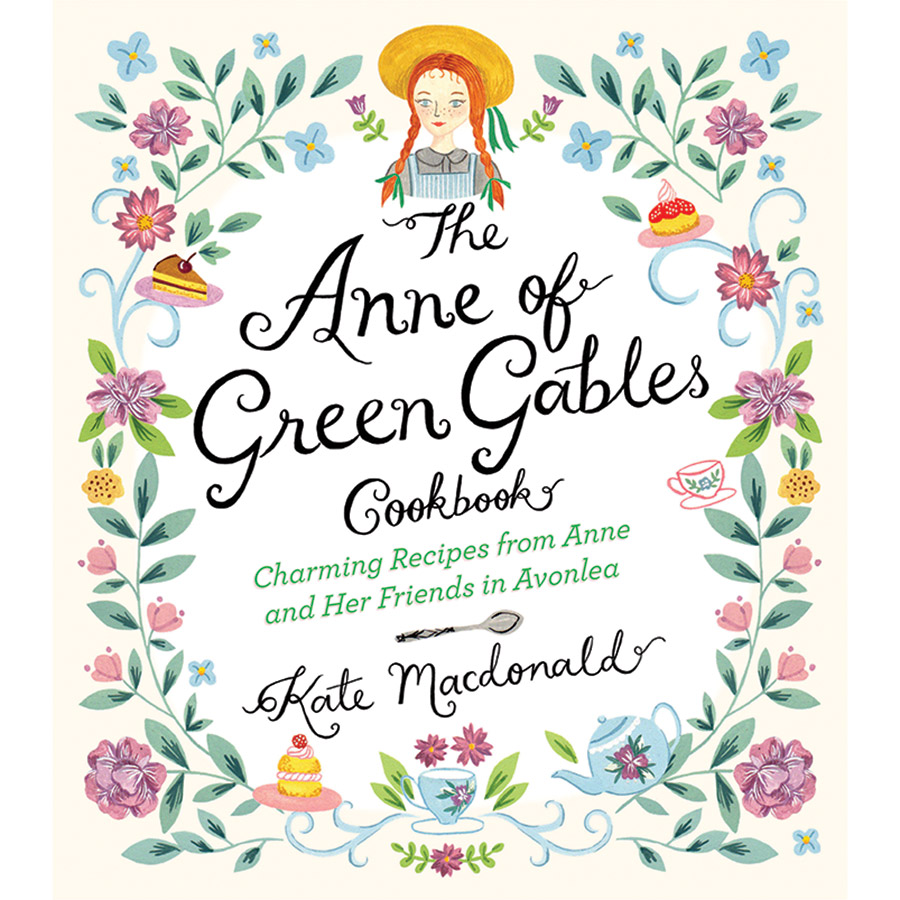 Anne of Green Gables Cookbook_61000_0