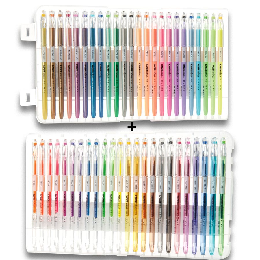 Gel Colouring Pen Sets_GELP+_0