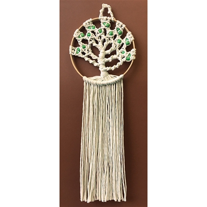 Tree Of Life Macrame The Fox Collection